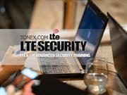 LTE Security Training  LTE and LTE Advanced Security