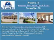 Galveston Beach Hotels TX