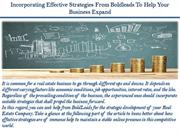 Incorporating Effective Strategies From Boldleads To Help Y...