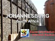 JOHANNESBURG -South Africa