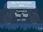 New Year Party Near Delhi | Top Resorts for New Year Celebration