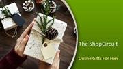 Online Gift Shops in India