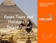 Egypt Tours and Travel by Deluxe Tours Egypt
