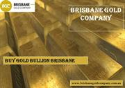 Buy Gold Bullion Brisbane