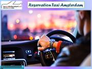 Reservation Taxi Amsterdam