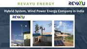 Hybrid System, Wind Power Energy Company in India | Revayu Systems