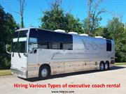 Hiring Various Types of executive coach rental