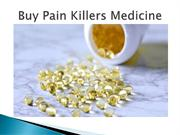Buy Pain Killers Medicine