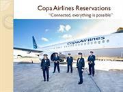 Make your journey Budget Friendly with Copa Airlines Reservations