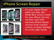Affordable iPhone Repair in United Arab Emirates -Total Care Repair