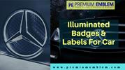 Upgrade Your Vehicle | Custom Illuminated Car Emblem