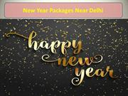 New Year Packages Delhi - New Year  Party 2020