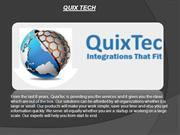 Sharepoint Consultancy Services with Quixtec