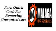 Earn quick cash for removing unwanted cars
