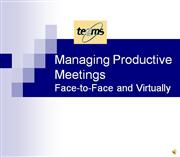 S10_Productive Meetings_Virtual Teams_Le