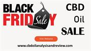 Black Friday CBD Oil sale