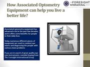 Best Place to Buy New & Used Optometry Equipment and Supplies
