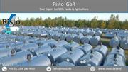 Risto - Milk Tanks, Milk Vending Machines, Mini Dairy Farms, and Paste