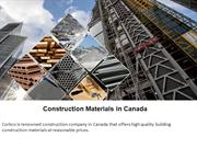Construction Materials in Canada