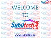 Sublimation Product in India | Sublitech