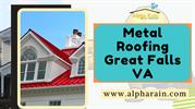 Metal Roofing Great Falls VA | Offers Roof Ventilation System