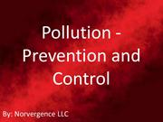 Norvergence - Pollution Prevention and Control