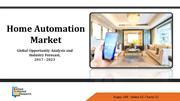 Home Automation Market Projected to Hit $81.65 Billion By 2023