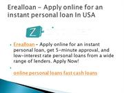 personal loans online for bad credit