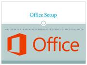 office.com/activate - Download & Install office 365 0r 2019
