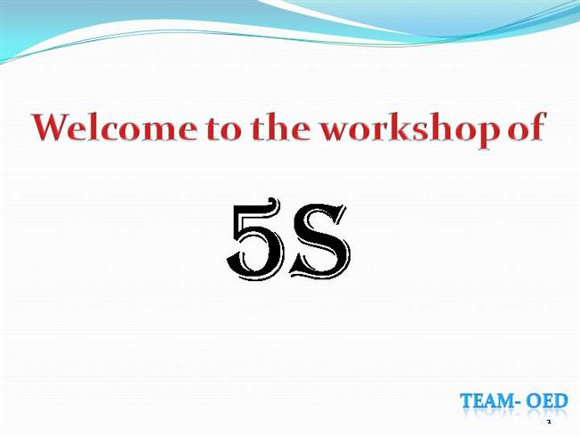 5s training |authorstream, Powerpoint templates