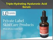 Triple-Hydrating Hyaluronic Acid Serum