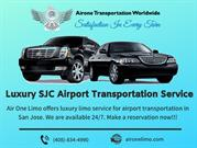 Luxury SJC Airport Transportation Service