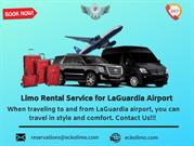 Limo Rental Service for LaGuardia Airport