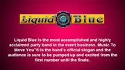 Best Live Wedding Bands Los Angeles - Liquid Blue