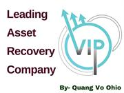 Quang Vo Ohio - Leading Asset Recovery Company