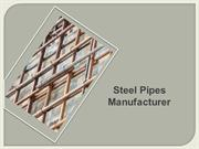Stainless Steel Pipes - Gemina