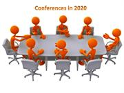 Conferences in 2020