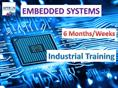Best Embedded Systems 6 Months Project Based Industrial Training in No