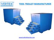 Tool Trolley Manufacturer, Tool Trolley Supplier, India