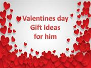 Valentines day gifts for him 2020 | Gifts for him