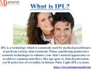IPL Laser Treatment in Parker Colorado | Autumn Stone MD Aesthetics