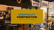Shop Fitouts in Melbourne| Hospitality Construction