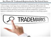 Key Pluses Of Trademark Registration In The United States