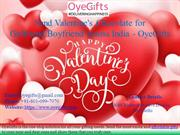 Send Valentine's Day Chocolate Gifts across India - OyeGifts