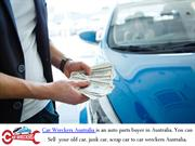 Do You Want Cash For Cars Services - Contact Cars Wreckers