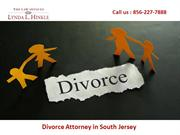 Divorce Attorney in South Jersey