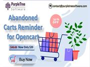 Opencart Abandoned Carts Reminder Extension | 50% OFF