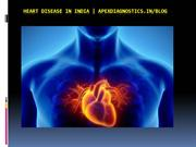 Heart Disease in India