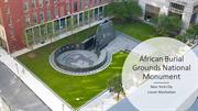 African Burial Grounds By S Castro