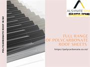Buy Corrugated Plastic Sheets - Polycarbonate Roofing